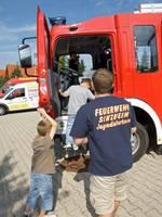 Titelbild des Albums: Jugendfeuerwehr Sommerferienprogramm 2010